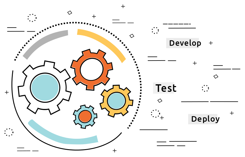 work with system of continuous delivery